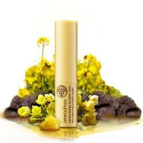 INNISFREE CANOLA HONEY LIP BALM STICK 3,5g - бальзам для губ с экстрактом рапсового меда