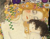 """Картина по номерам """"Г.Климт Три возраста женщины"""""""