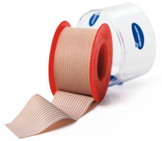 Omniplast® / Омнипласт - фиксирующий пластырь из текстильной ткани : 5 м х 5 см