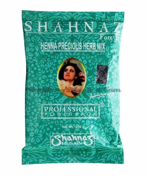 Хна с целебными травами Шахназ Хусейн (Shahnaz Forever Henna Precious Herb Mix)
