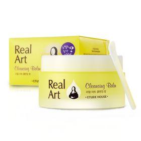 ETUDE HOUSE REAL ART CLEANSING BALM 100g - очищающий бальзам