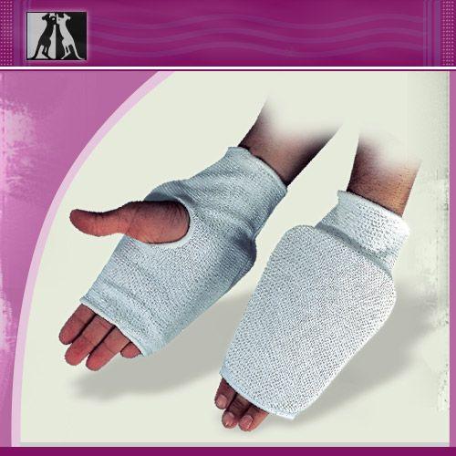 Защита руки эластичная, белая, полиэстер, Junior, артикул 14001, KANGO