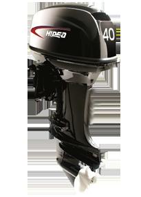 Мотор HIDEA HD40FЕS-T (гидроподъем)