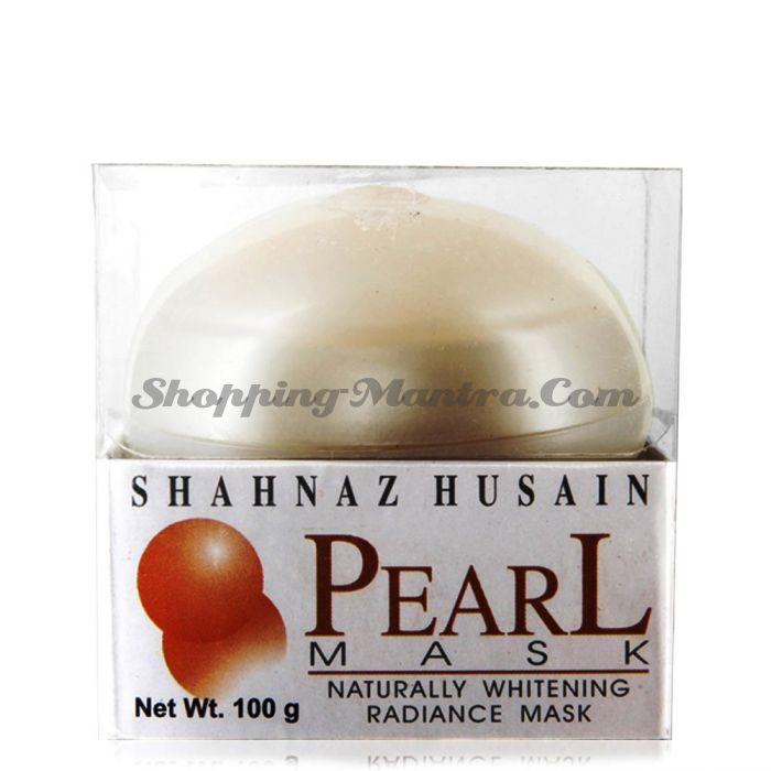 Отбеливающая маска с жемчужной пыльцой Шахназ Хусейн | Shahnaz Husain Pearl Face Mask
