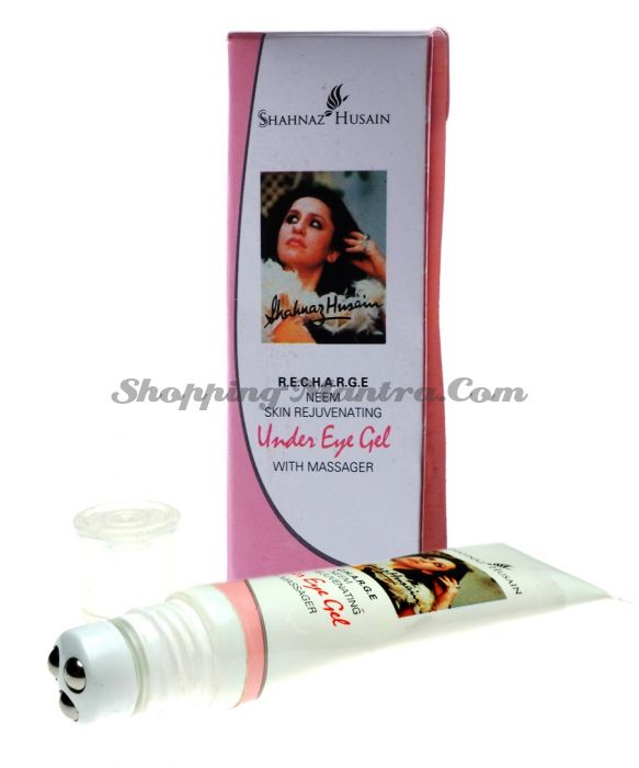 Омолаживающий гель для зоны вокруг глаз Шахназ Хусейн (Shahnaz Recharge Under Eye Gel)