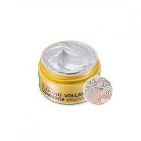 MIZON PUSH OUT VOLCANIC GOMMAGE 60ml - пилинг-гоммаж с вулканическим пеплом