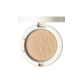 INNISFREE MINERAL POWDER PACT SPF25 №21 14g - компактная эко BB-пудра