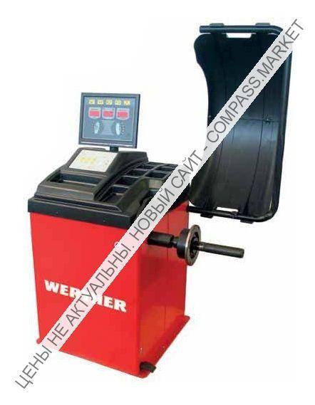 Балансировочный стенд полуавтоматический, Werther-OMA (Италия)