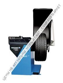 Балансировочный станок авт. ввод всех параметров, ЖК дисплей, автозажим, Hofmann (Европа)
