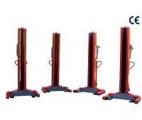 Колонны подкатные электромеханические г/п 4х8,5 т, Werther-OMA (Италия)