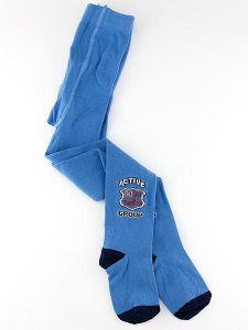 Синие колготки для мальчика Конте 311
