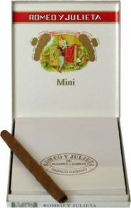 Сигариллы Romeo Y Julieta Mini
