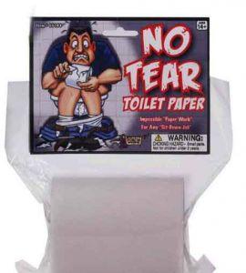 Неотрывающаяся туалетная бумага