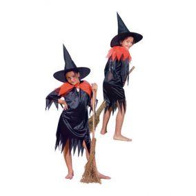 Костюм ведьмочки детский
