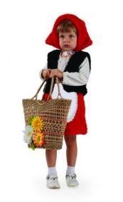 Костюм красная шапочка  детский