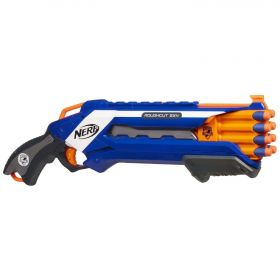 Бластер N-Strike Elite Rough Cut, NERF