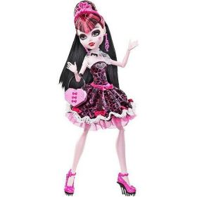 Кукла Дракулаура (Draculaura), серия Мои милые 1600, MONSTER HIGH