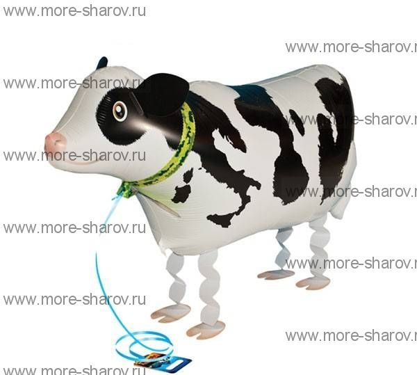 Шар-ходячка Корова (71 см)