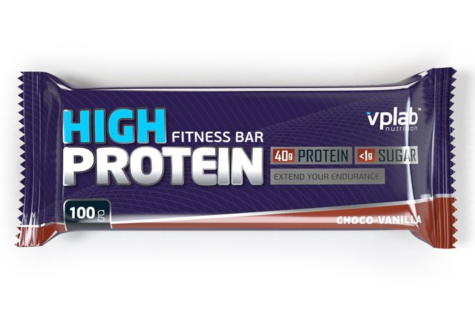 VP Laboratory - High Protein