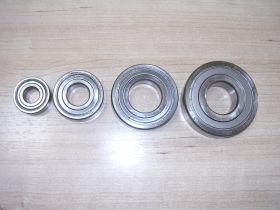 Подшипник 6205 ZZ (Whirlpool/Indesit)  25х52х15