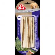 8in1 DELIGHTS Beef Sticks Палочки с говядиной для мелких и средних пород (3*13 см)