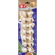 8in1 DELIGHTS Beef XS Косточка с говядиной для мелких собак (7*7,5 см)