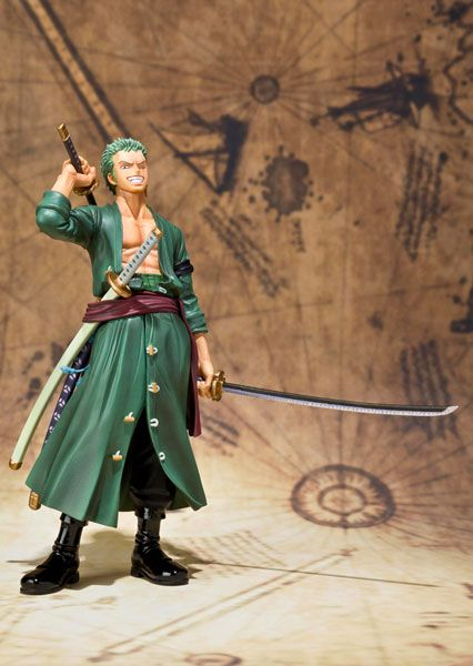 Фигурка Roronoa Zoro The New World Ver.