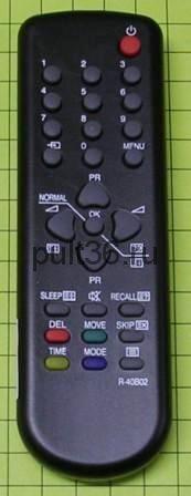 Пульт ДУ Daewoo R40B02