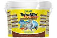 Tetra Min XL Granules Корм для крупных декоративных рыб (крупные гранулы) (10 л)