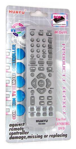 Пульт ДУ Elenberg RM-D699 универсальный
