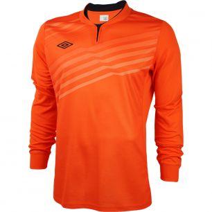Вратарский свитер Umbro Graphic Jersey Padded (оранжевый)