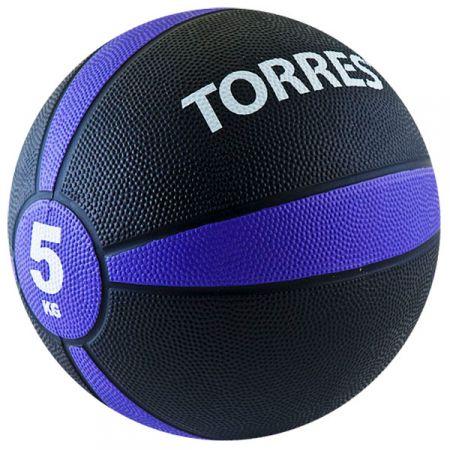 Медбол (медицинбол) Torres 5 кг.