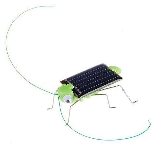 Кузнечик на солнечной батарее Solar Grasshopper