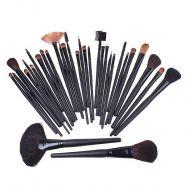 Профессиональные кисти для макияжа 32 штуки