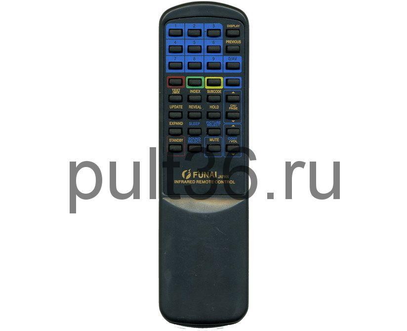 Пульт ДУ Funai (RC-2100) MK10 ТТ