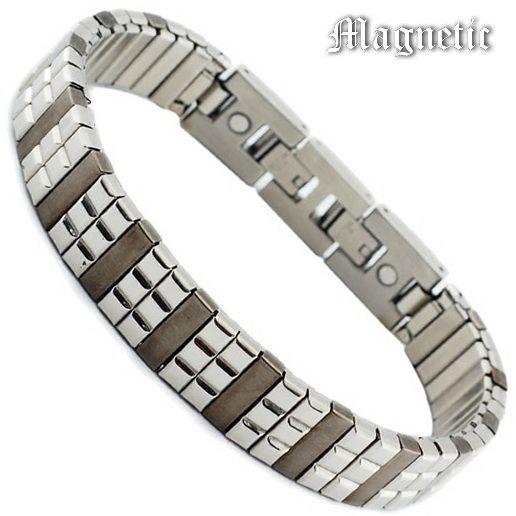 Растягивающийся магнитный браслет