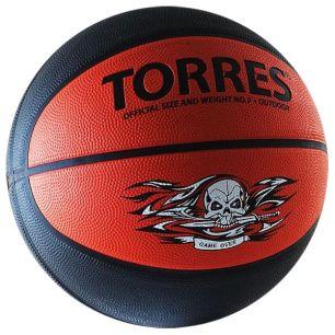 Баскетбольный мяч Torres Game Over