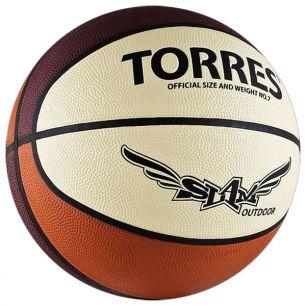 Баскетбольный мяч Torres Slam
