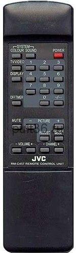 Пульт ДУ JVC RMC-457
