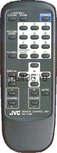 Пульт ДУ JVC RMC-565