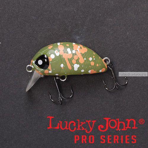 Купить Воблер LJ Pro Series HAIRA TINY 33F цвет 504 / до 0,2 м Shallow Pilot