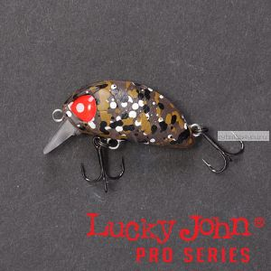 Воблер  LJ Pro Series HAIRA TINY 33LBF цвет 503 / до 1 м Plus Foot