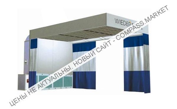 Зона подготовки к окраске WDK-400, Wiederkraft (Тайвань)