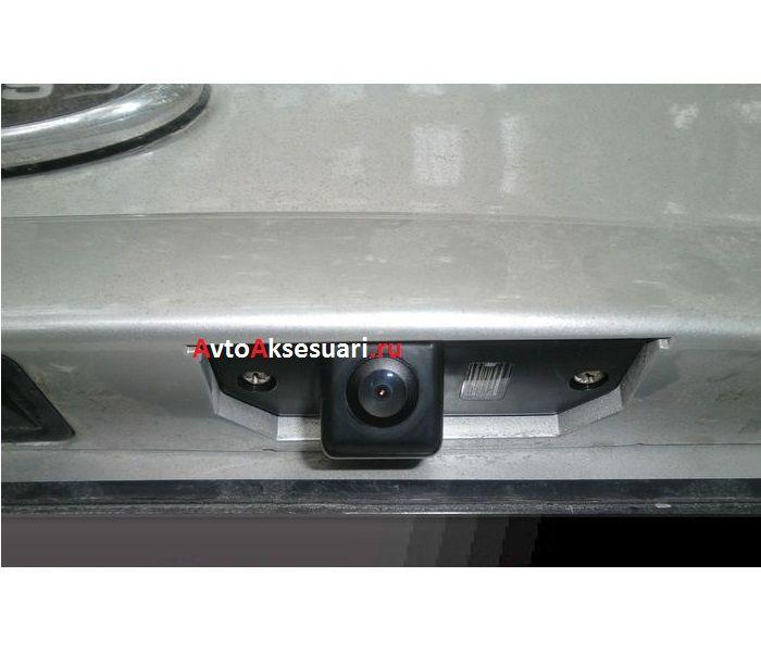 Камера заднего вида для Ford Focus универсал
