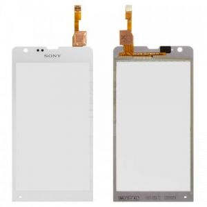 Тачскрин Sony C5302 (m35h)/C5303 (m35i) Xperia SP (white) Оригинал