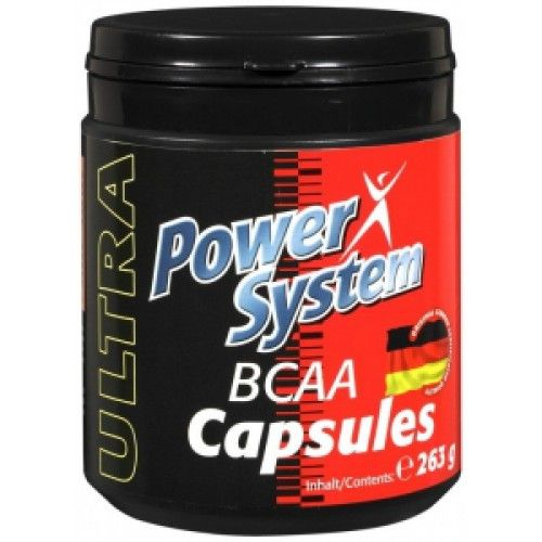 BCAA Capsules (БЦАА капсулы), 360 капс