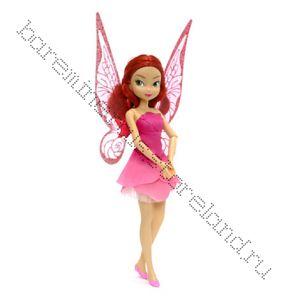 Кукла фея Розетта Rosetta Flutter Doll