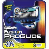 Сменные лезвия Gillette Fusion ProGlide (8 шт.)