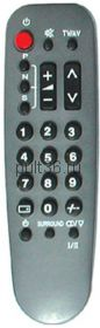 Пульт ДУ Panasonic EUR 501320
