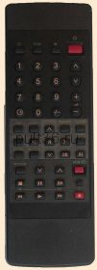 Пульт ДУ Panasonic EUR 50711 (EUR50707)